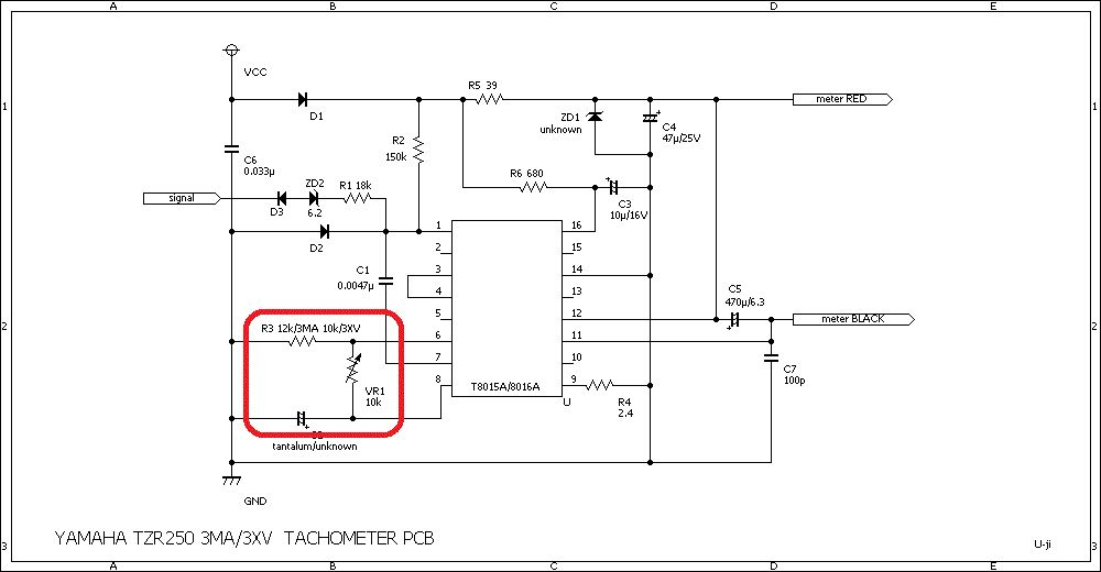 the ic inside the cdi cdi tzr wiring diagram on cdi installation diagram,