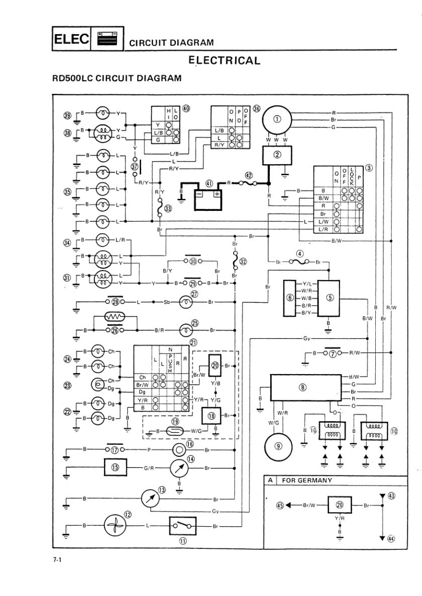 New Racing Cdi Tzr 50 Wiring Diagram Electrical Work 5 Pin Wire Images Gallery